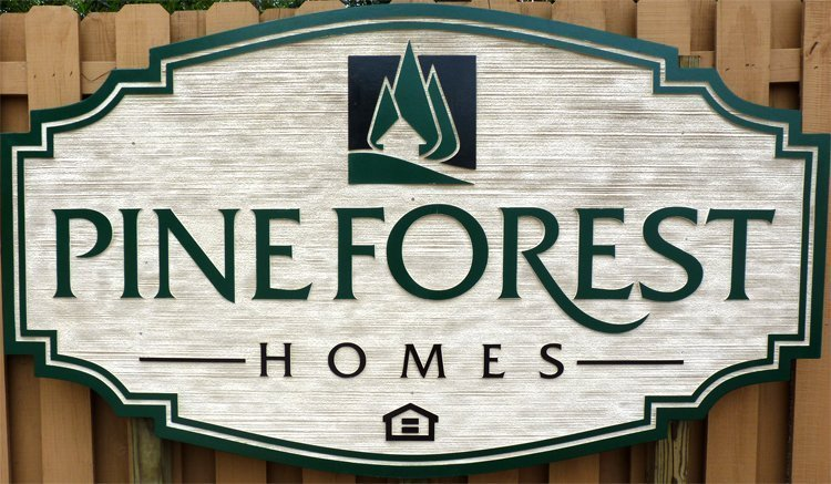 Pine Forest Homes